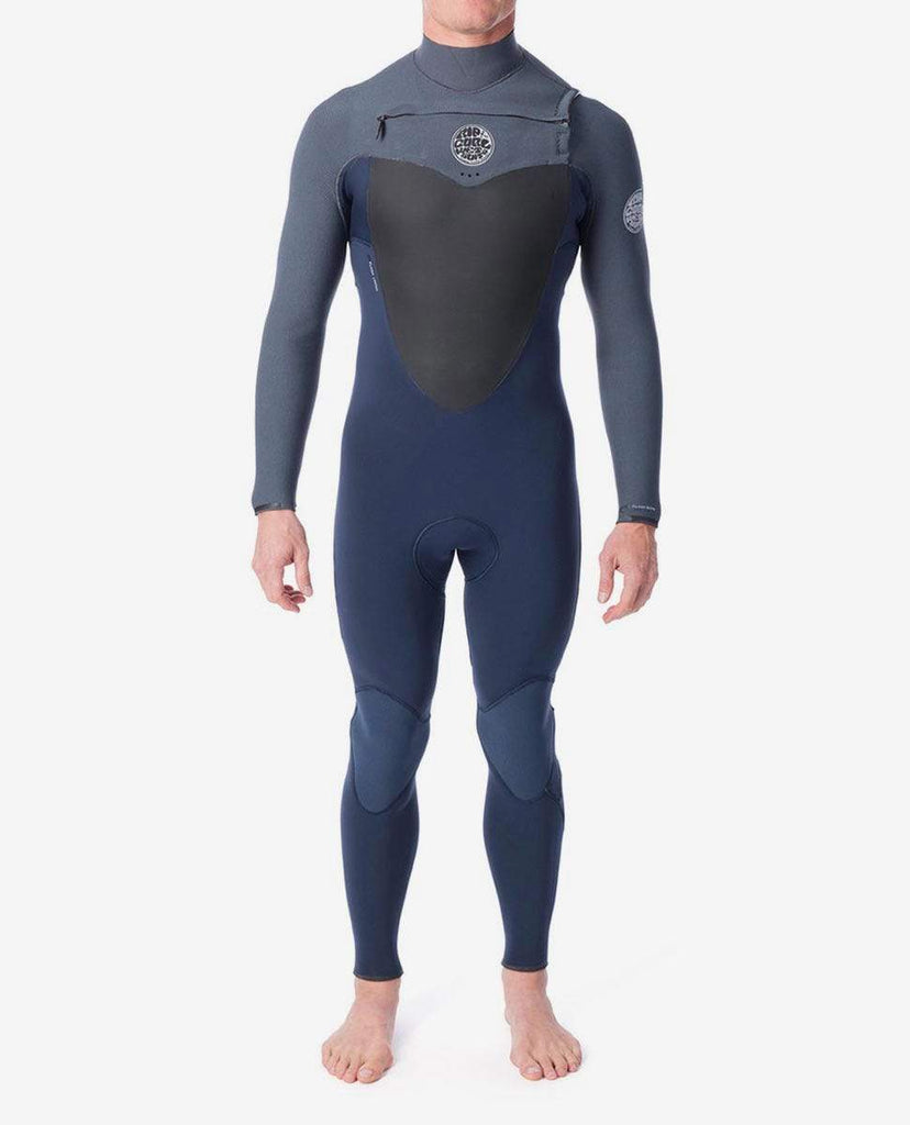 Flashbomb 4/3mm Chest Zip Wetsuit Steamer wetsuits rip curl
