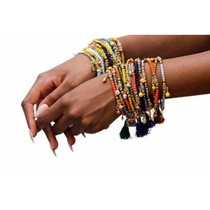 The Good Vibe Charm Bracelets | Customers Choice (15pcs)