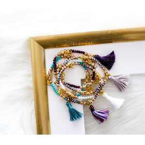 The Good Vibe Charm Bracelets |Best Seller (5pcs) PREORDER