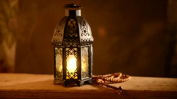 Islamic Lanterns & Tealight Candles
