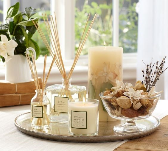 Home Scents & Candles
