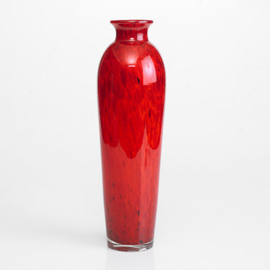 Opulence Red Marble Vase