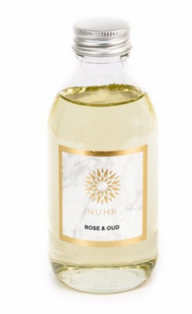 Rose & Oud Luxury Reed Diffuser Refill