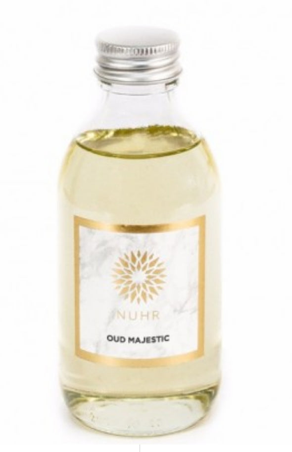 Oud Majestic Luxury Reed Diffuser Refill