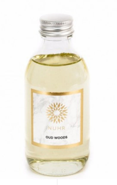 Oud Woods Luxury Reed Diffuser Refill