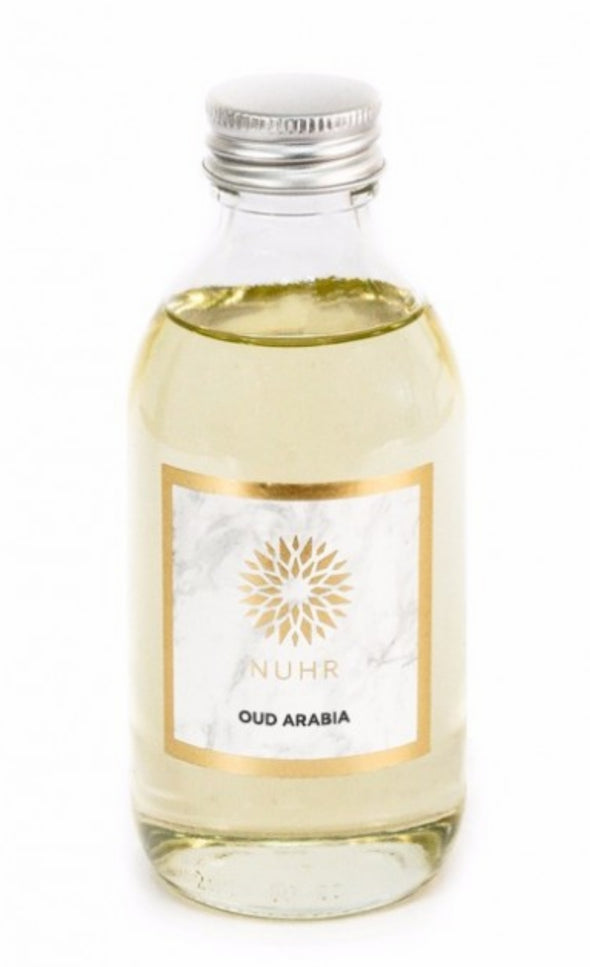 Oud Arabia Luxury Reed Diffuser Refill
