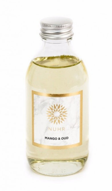 Mango & Oud Luxury Reed Diffuser Refill