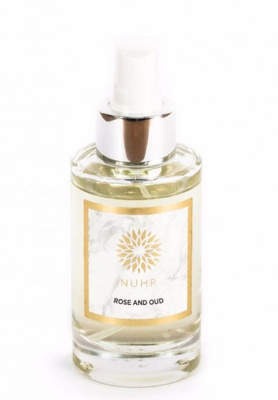 Rose & Oud Home Spray