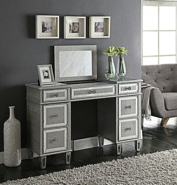 Sofia Mirrored Dressing Table