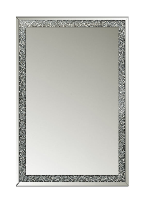 Crushed Diamond Mirror