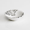 Majestic White Silver Porcelain Bowl Set