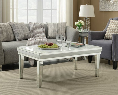 Malibu Mirrored Coffee Table