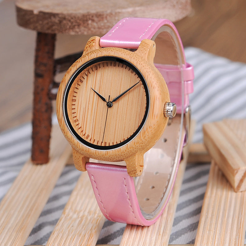 Lady's Quartz Watch You'll Want To Wear!