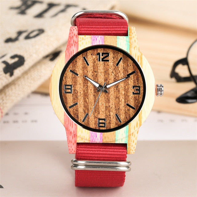 Colorful Quartz Watch! GET One-GIVE  One!