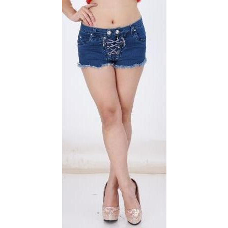 Ladies Denim Shorts 2005S