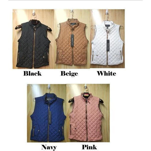 Ladies Vest- 1 dozen