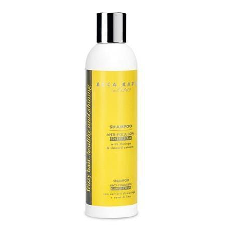 Acca Kappa Hair Shampoo for Frizzy Hair,  Anti-Pollution 8.5 oz. - 250 ml - Shop Italy and Sicily Gifts Made in Italy Italian Themed