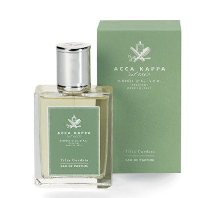 Acca Kappa HER Unisex Tilia Cordata Eau de Parfum - Shop Italy and Sicily Gifts Made in Italy Italian Themed