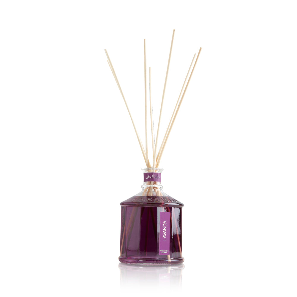 ERBARIO TOSCANO Lavender | Lavanda Luxury Home Fragrance - Shop Italy and Sicily Gifts Made in Italy Italian Themed