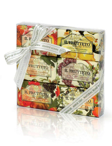 Nesti Dante IL Frutteto Handcrafted Soap Gift Set - Shop Italy and Sicily Gifts Made in Italy Italian Themed