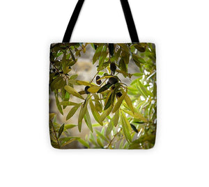 Olive Tree Art - Tote Bag - Shop Italy and Sicily Gifts Made in Italy Italian Themed