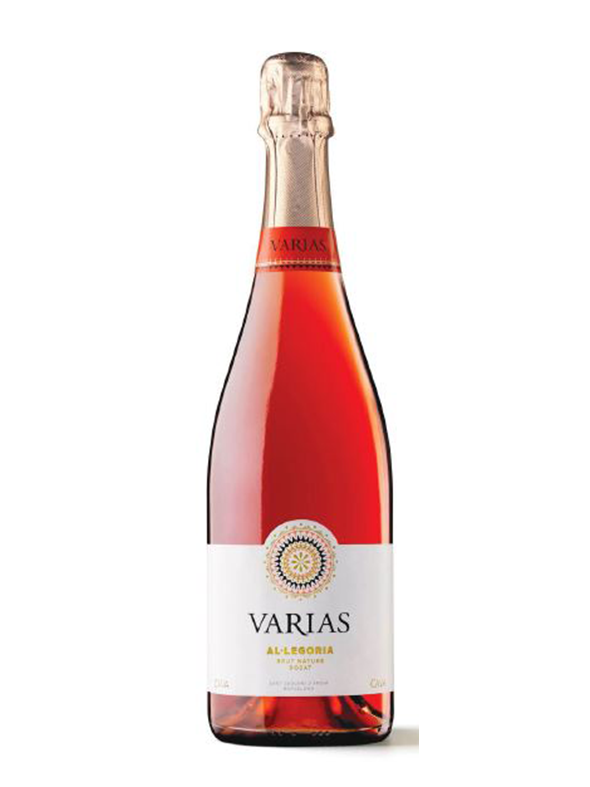 Al·legoria Brut Nature Rose