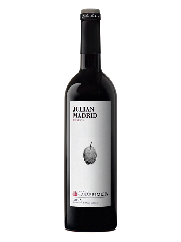 Julián Madrid Reserva 2011 - 89 Decanter