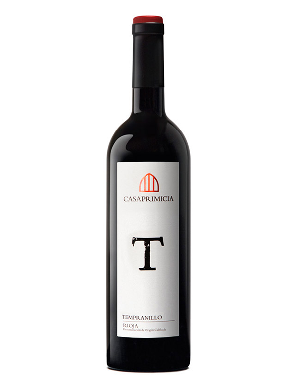 Tempranillo 2012 Limited Edition - 17215 bottles - 91 RP