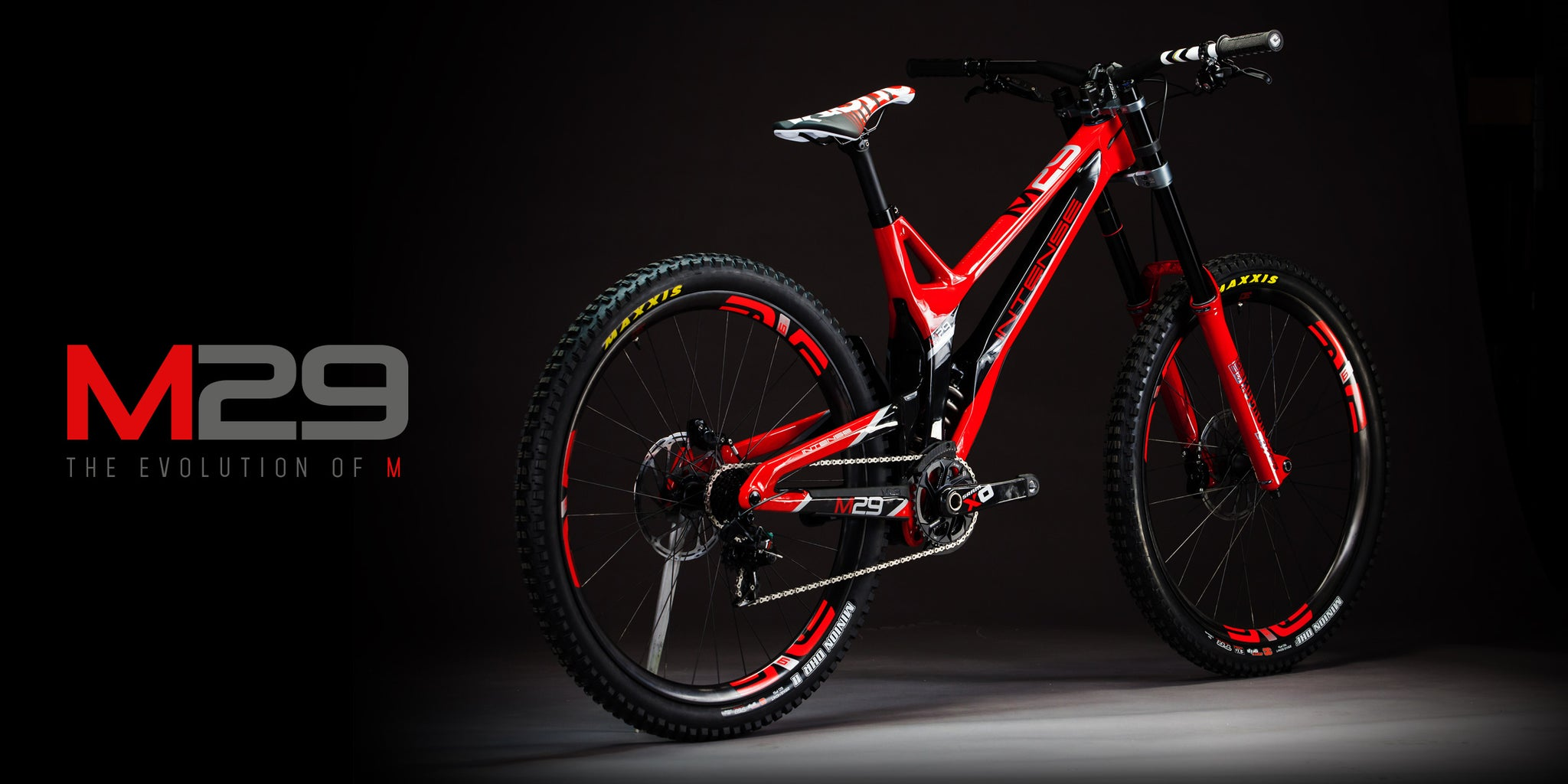 Intense Downhill Gravity Bikes - IntenseCycles.com – Intense Cycles Inc