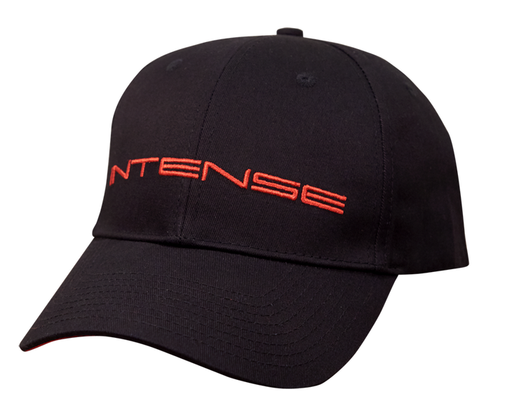 INTENSE HAT CURVEBILL BLACK