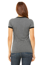 Womens Intense Eagle Emblem Tee