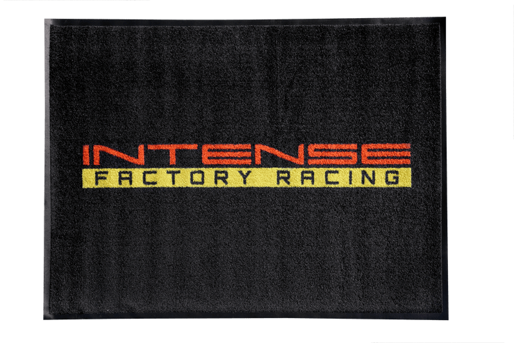 INTENSE FACTORY RACING SHOP MAT