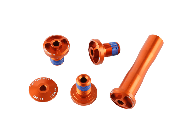 Bolt Kit (Orange)