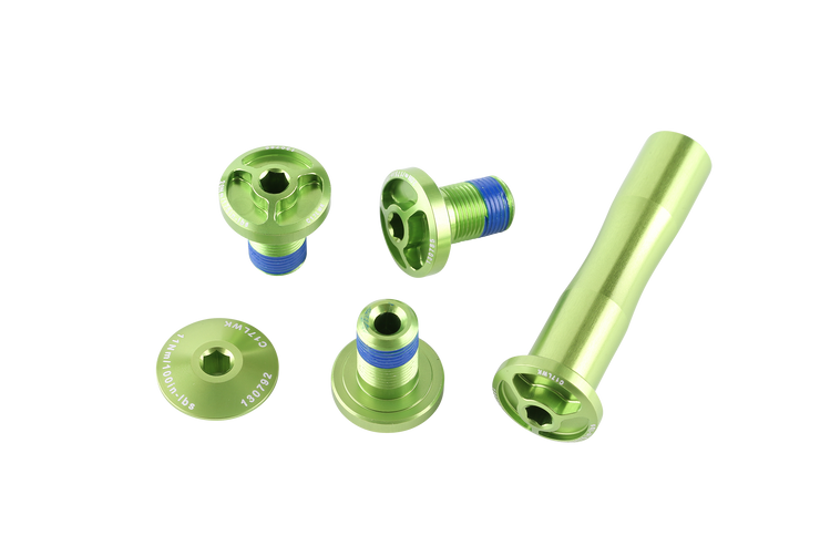 Bolt Kit (Green)