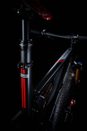 2020 SNIPER XC FACTORY FRAME AND SHOCK