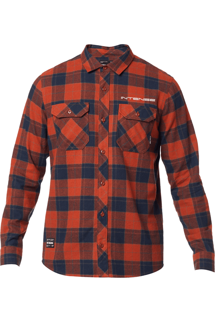 INTENSE x Fox Traildust 2.0 Flannel