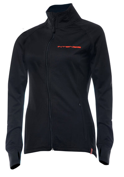 INTENSE Womens Jacket Black