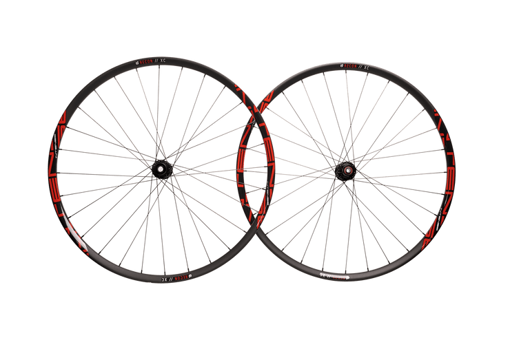 "XC 29"" CARBON WHEELSET"