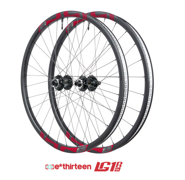 e*thirteen LG1R EN Enduro Carbon Wheelset