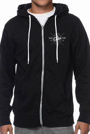 Intense Trademark Zip-up Hoodie