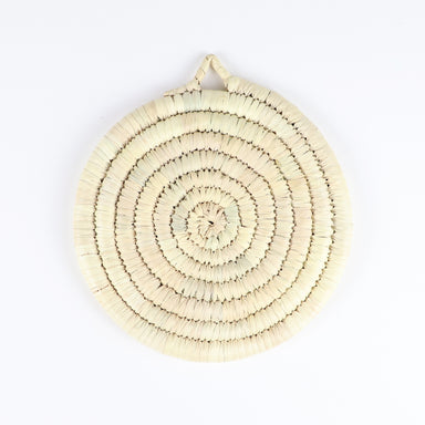 Woven Trivet (PACK OF 2) - NATURAL