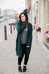 The Hunter Cardigan