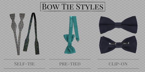 The ultimate guide to matching shirt and bow tie fly guy bow tie how to tie it properly b consider the event you will be attending or not attending to help guide your decision if youre going to a formal or ccuart Image collections