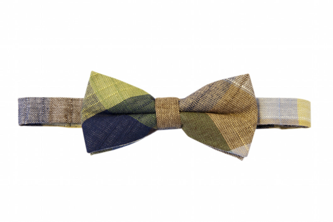 Green bow tie, Olive bow tie