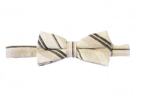 Bloomington Bone Bow Tie
