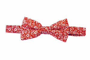 Rochester Rose Bow Tie