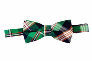 Green bow ties, Emerald bow ties