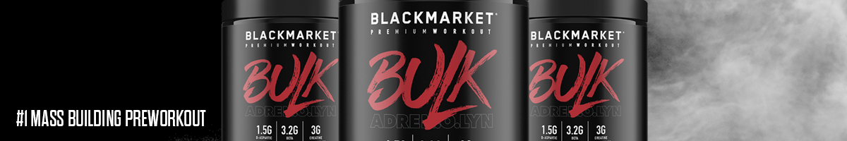 BlackMarket Labs AdreNOlyn BULK Banner