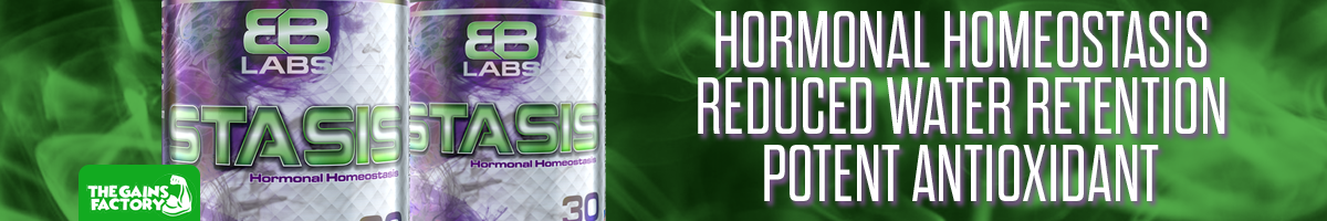 Evils Bane Labs Stasis Product Banner