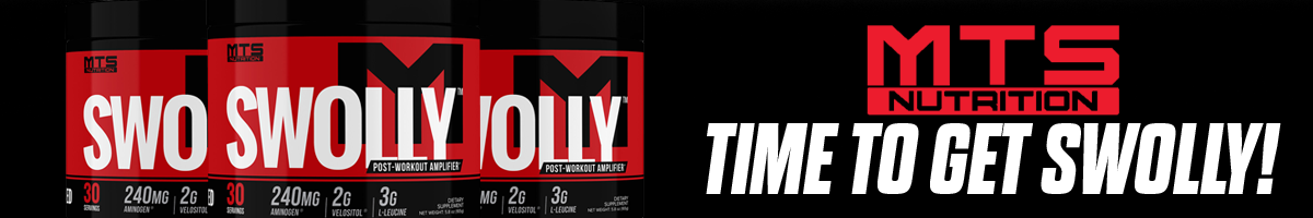 MTS Nutrition Swolly Product Banner